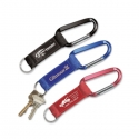 Clip-N-Key Steel Carabiner Key Tag