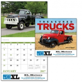 Treasured Trucks Calendars