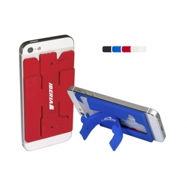 Thumbs-Up Mobile Device Pocket/Stand