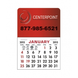 Calendar Pad Decal