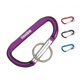 Carabiner with Ring