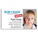 Smart Buy Business Card Magnet